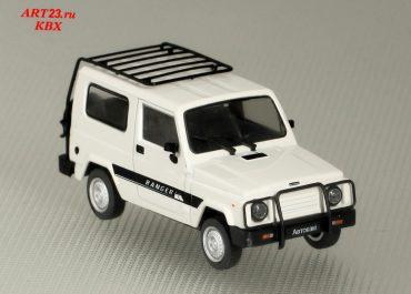 Автокам-Рейнджер-2160 рамный заднеприводный автомобиль с пластиковым кузовом