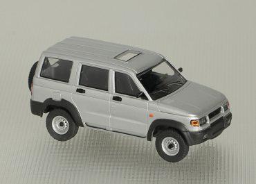 УАЗ-3162 Симбир полноразмерный вседорожник с кузовом универсал